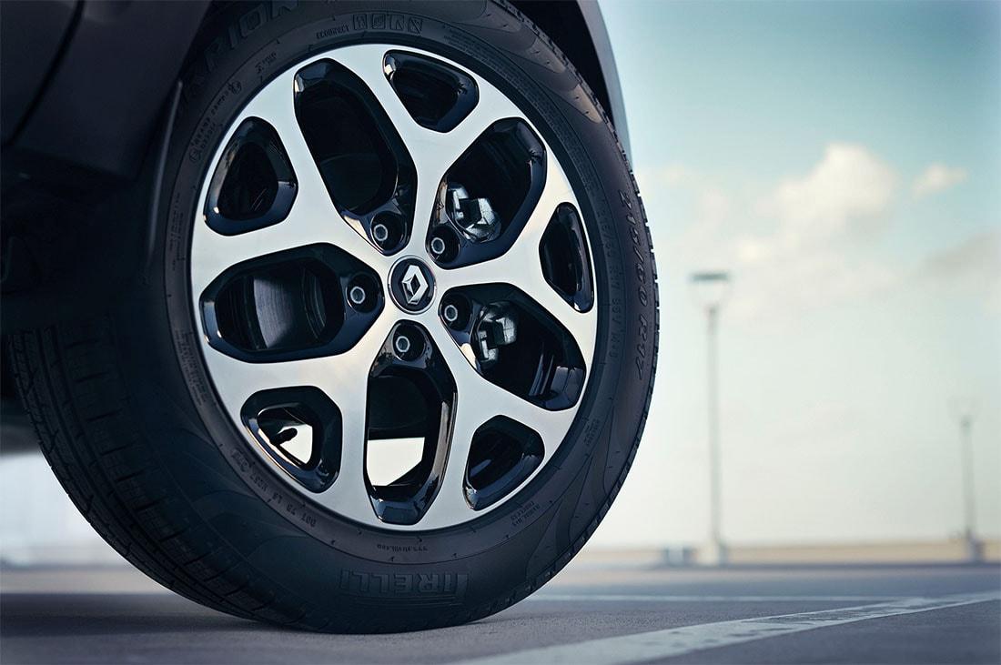 Рено Каптур отзывы колеса шины диски