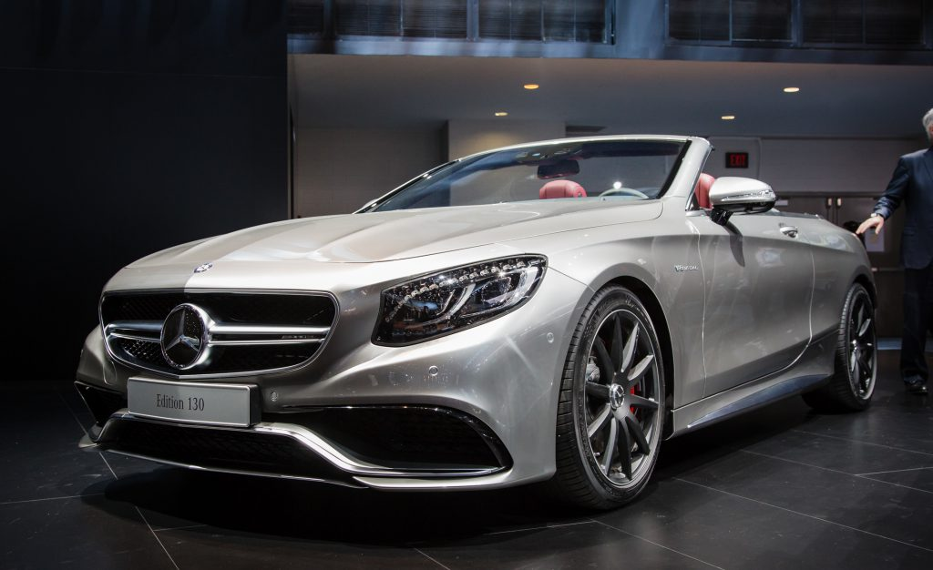 Mersedes-AMG S 63 4Matic Cabriolet