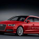 Новые автомобили: 2017 Audi A3 Sportback e-Tron