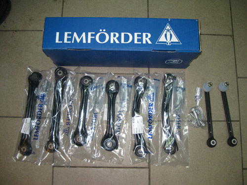 Стойки стабилизатора Lemforder