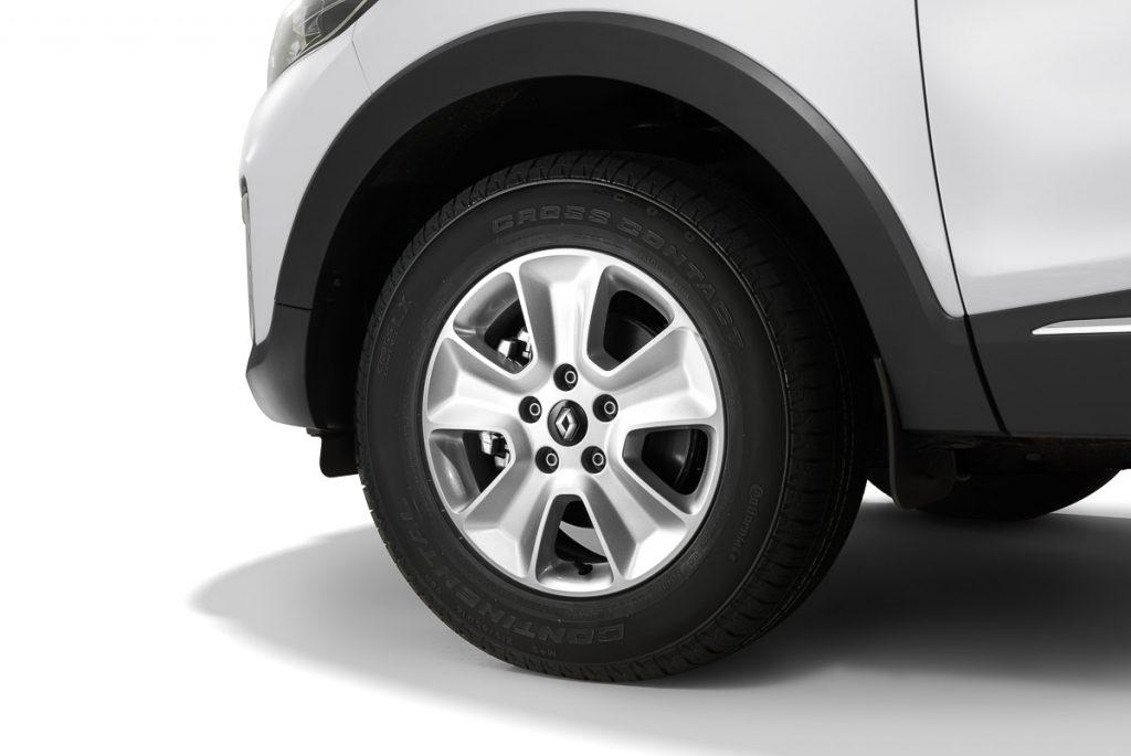 Колеса Renault Kaptur