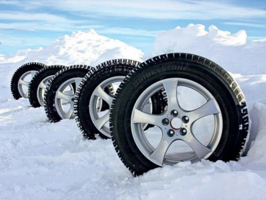 Зимние шины бриджстоун