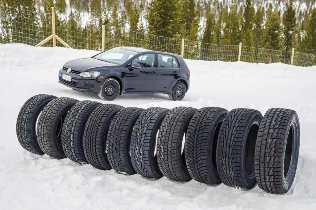 Зимние автошины кордиант