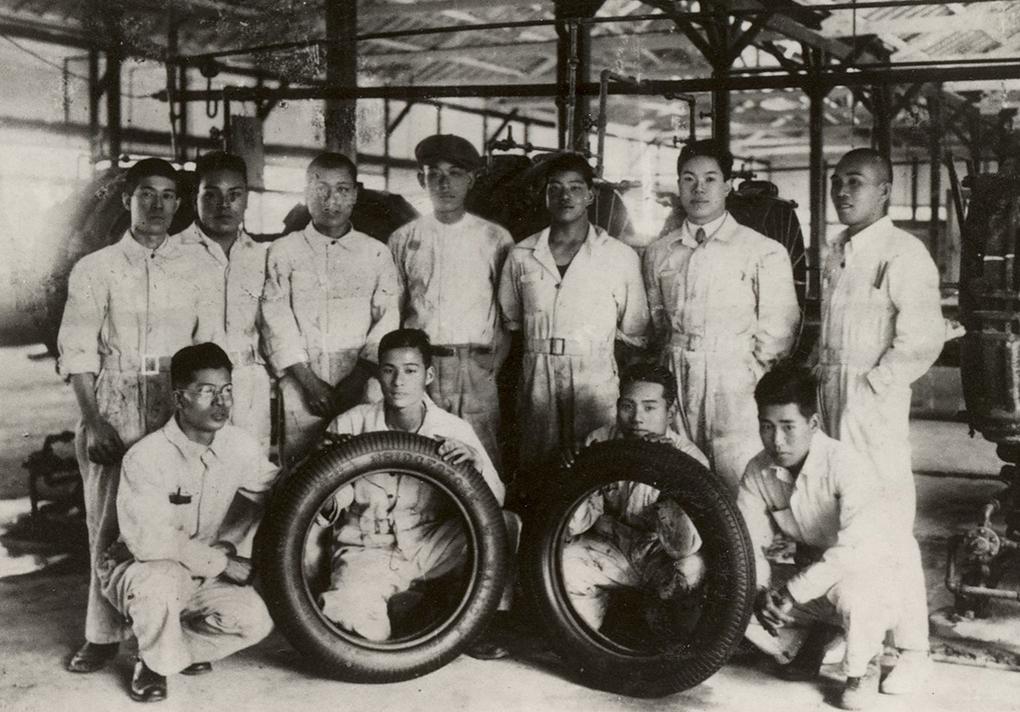 Компания Bridgestone