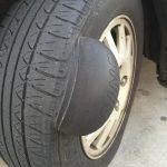 Ремонт грыжи на шине – сделать самому или обратиться в сервис?