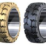 Бандажные шины для погрузчиков – основные характеристики