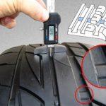 Высота протектора шины Мишлен: особенности эксплуатации